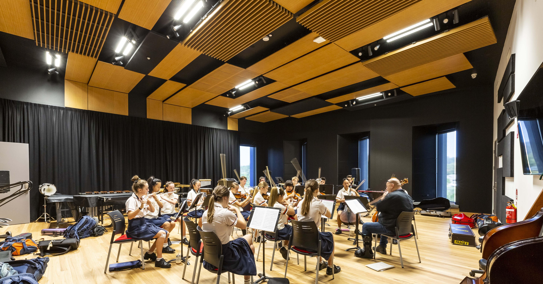 Saint Stephens College Music Centre